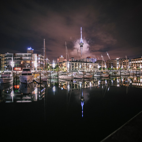 Auckland New Years Eve
