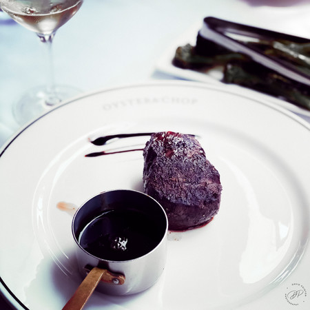 Eye Fillet with Red Wine Jus