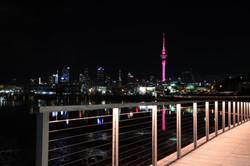 Auckland CBD walkway