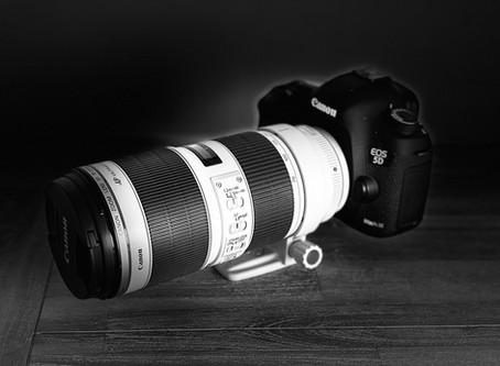 Basic Photography Jargon Explained