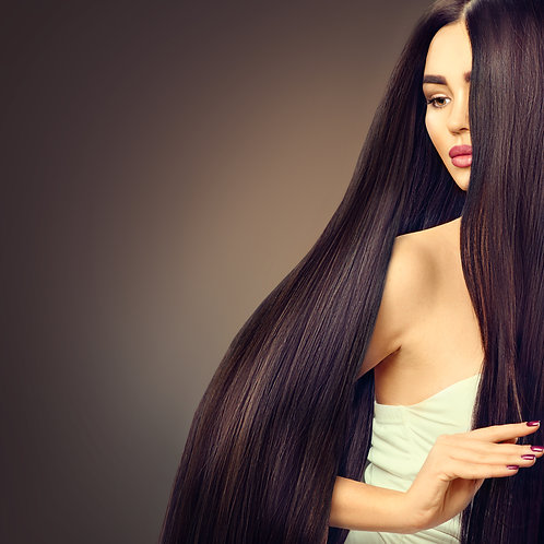 """Straight Remi Human Hair Extensions 42"""""""