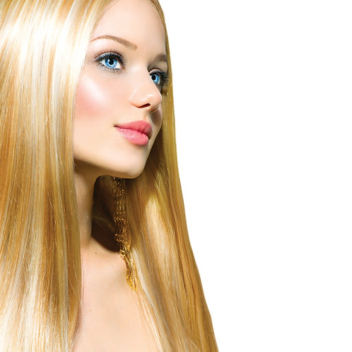 Silky Straight Remi Blonde Color 14 Human Hair Extensions