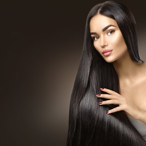 """Straight Human Hair Extensions 30"""""""