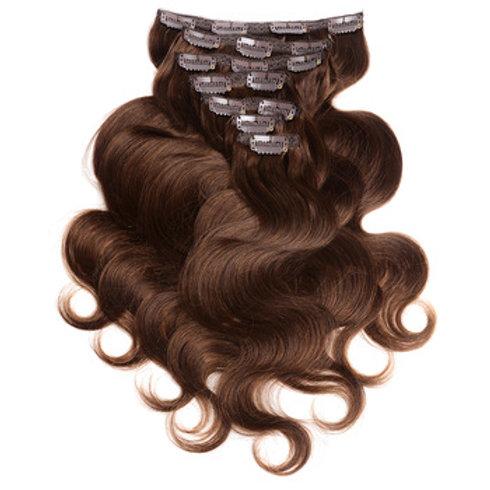 """Clip in European Remi Cuticle Human Hair Extension 12-36"""""""