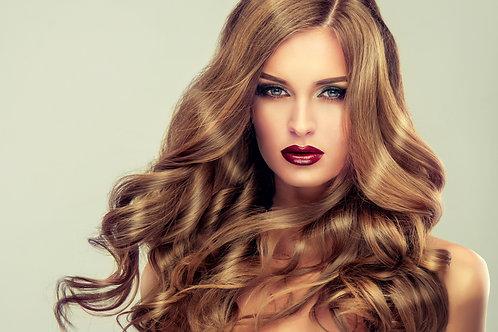 Golden Blonde Human Hair Extensions