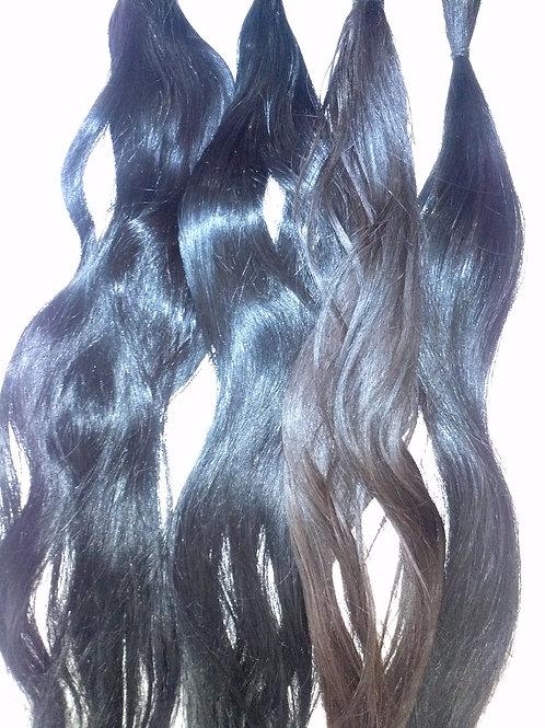 Natural Straight European Remi Cuticle Human Hair Extension