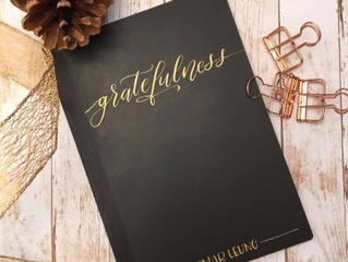 Freebie of the Month - Gratitude App