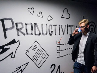 3 Things That Are Curbing Your Productivity