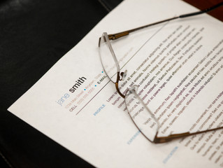 How To Write The Perfect Resume For A Marketing Role