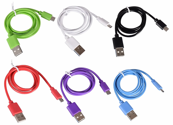 E-Circuit Micro USB Cables, 29 in.