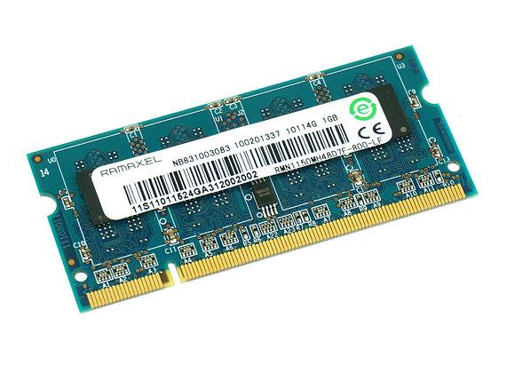 Ramaxel 1 GB Pc2-6400 Ddr2-666 666mhz Memory RAM