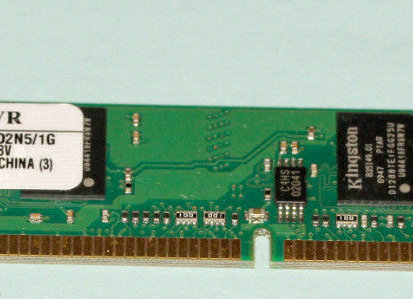 KINGSTON 1GB DDR2-667 RAM MEMORY STICK