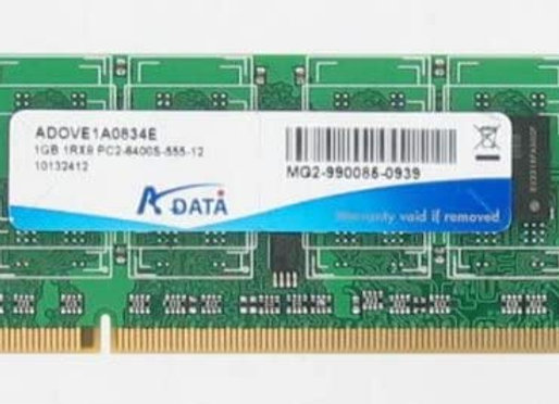 A-Data 1 GB DDR2 RAM PC2-6400S-555-12