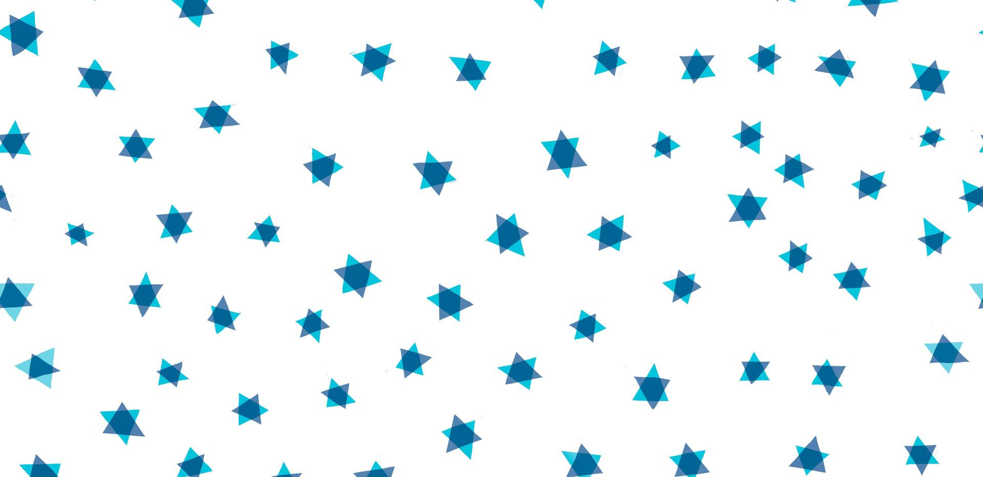 Star Collage Pattern