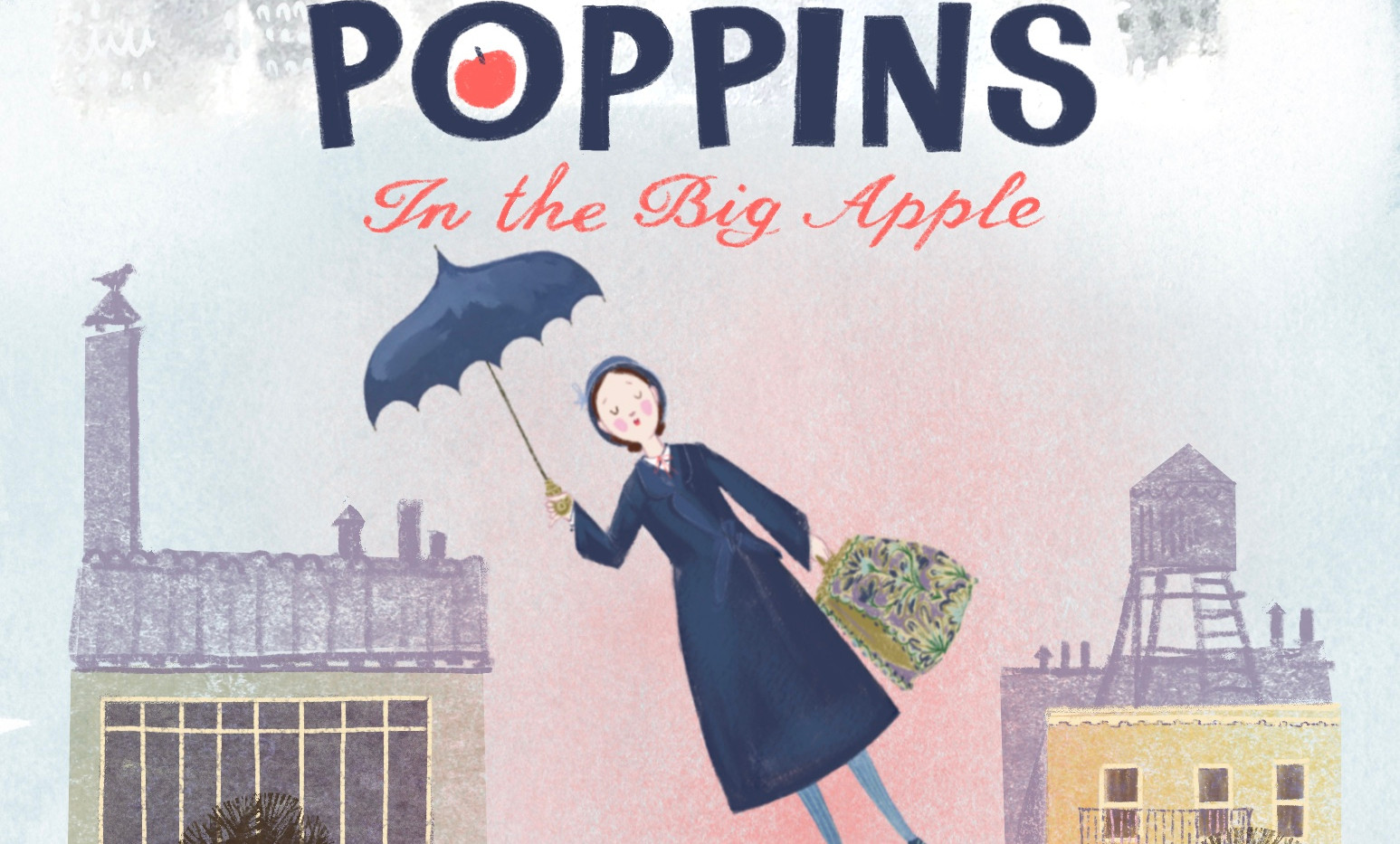 Mary Poppins in the Big Apple