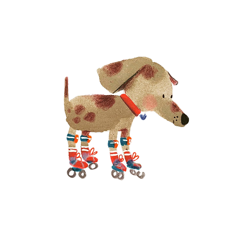 rollerdog no bg