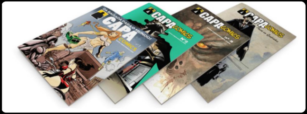 Capa Comics 5