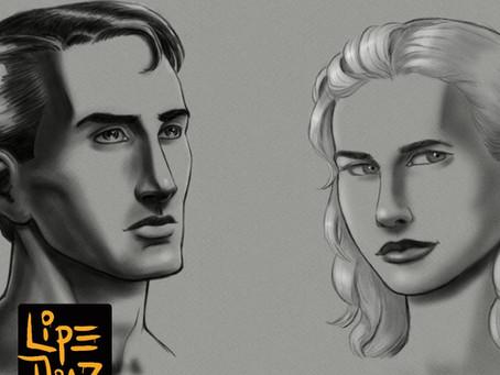 Tutorial: Aprenda como desenhar a cabeça