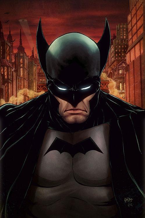 Print A3 -Batman Zero