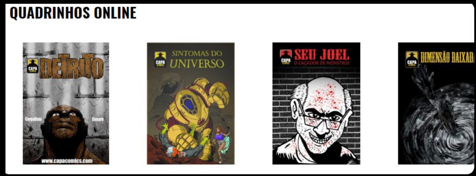 Capa Comics 6