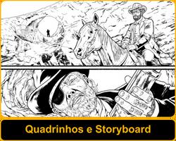 Quadrinhos e Storyboard