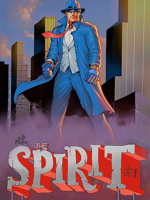 Print A3 - The Spirit
