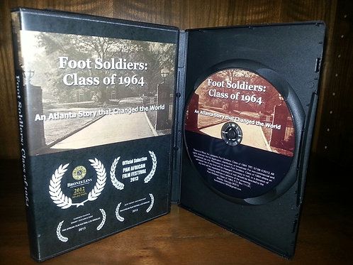 Foot Soldiers:Class of 1964 DVD