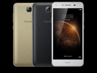 Test des mobiles à moins de 200€ le Honor 5A 4G