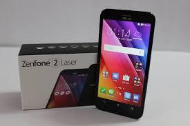 Test des mobiles à moins de 200€ Asus Zenfone 2 ZE550