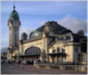 Gare de Limoges Benedictins