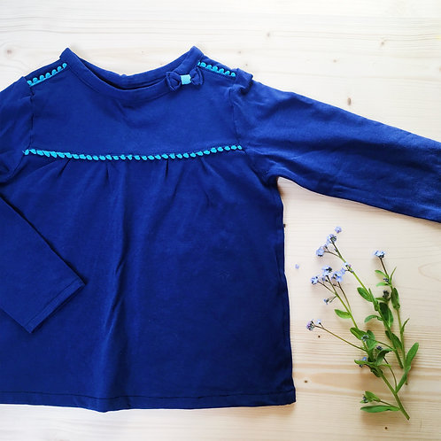 ASTRÉE - Le tee-shirt à galons