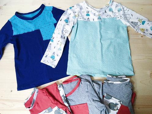 CÈPE version personnalisable - Le tee-shirt à manches longues