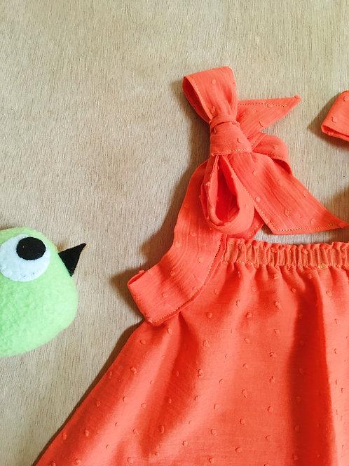 CAPUCINE version personnalisable - La robe d'été