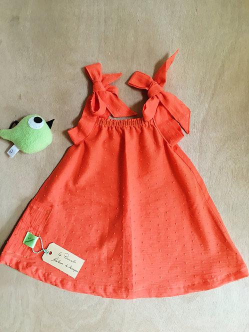 CAPUCINE - La robe d'été