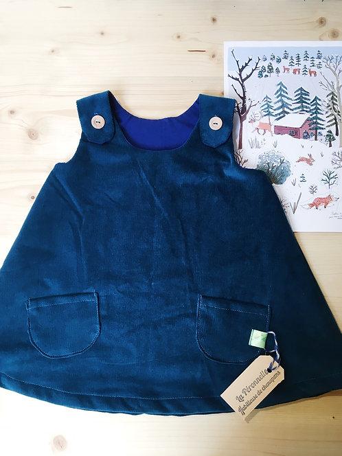 LÉOTIE - La robe trapèze en version hiver
