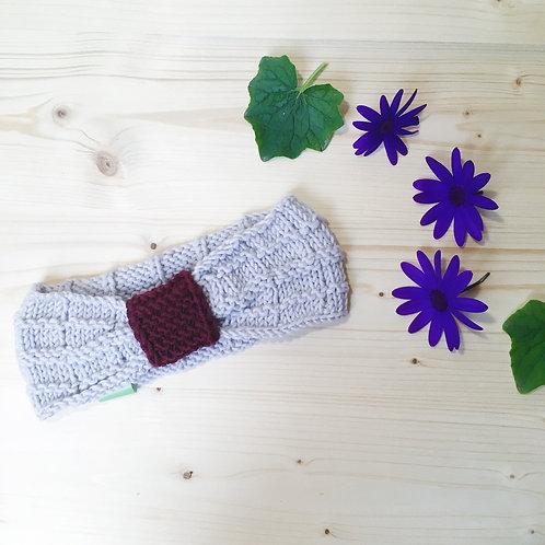 CRÉPIDOTE - Le bandeau en laine toute douce