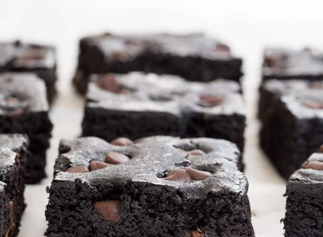 The Healthy Brownie for Chocolate Lovers!