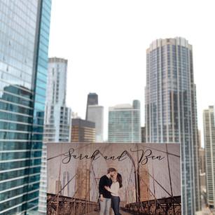 Sarah & Ben Save the Date