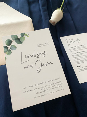Lindsey & Jim Suite