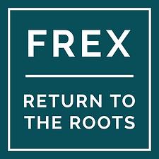frex_logo_valkoinen_vihreällä_pohjalla