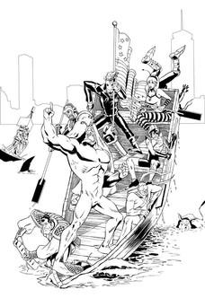 2016 Boston Comic Con Exclusive Cover
