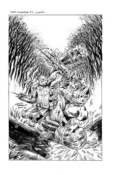 TMNT Universe 1 Cover