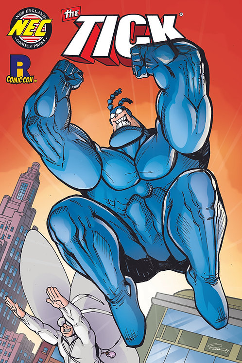 EXCLUSIVE COVER The Tick RICC 2019 Special
