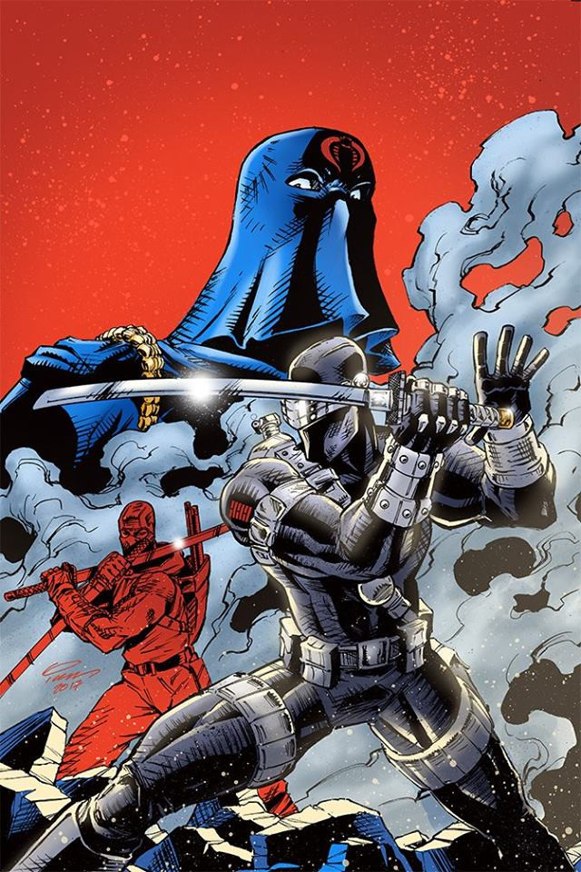 GI Joe 241 Cover