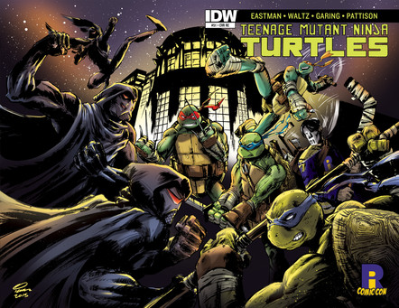 TMNT 51 Cover