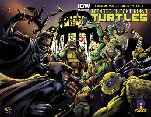 TMNT #51 Cover