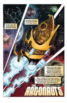 Argonauts - Page 1