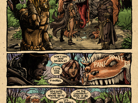 The AXE of HELLENA Ep.1 Pg. 8