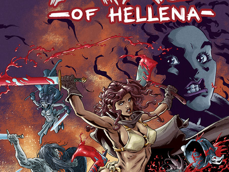 The AXE of HELLENA Ep.1 COVER A