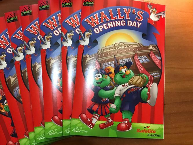 Wally's Opening Day